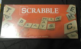 SCRABBLE BOARD GAME /PRICE CHANGE in Shorewood, Illinois