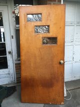 3-Lite Maple Entry Door in Naperville, Illinois