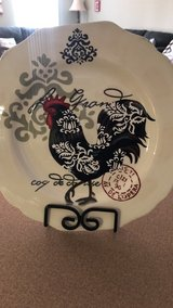 Rooster Decorative plate in Fort Knox, Kentucky