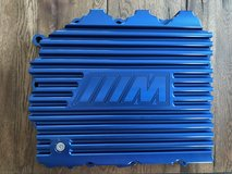 BMW Performance DCT SSP Fluid Pan CNC anodized blue in Ramstein, Germany