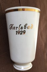 Small Mug Karlsbad 1929 in Grafenwoehr, GE