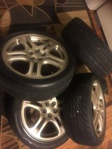 """17"""" Rims and tires in Okinawa, Japan"""