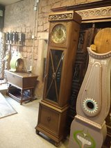 Grandfather clock with 2 weights in Ramstein, Germany