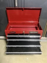 Craftsman locking 7 drawer tool box with over 150 tools included in Okinawa, Japan