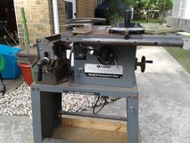 Rockwell table saw/joiner in Camp Lejeune, North Carolina