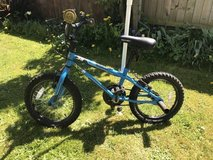 Boys BMX Bike, Apollo age 5-8yrs in Lakenheath, UK