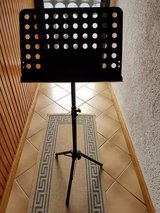 Music Stands (3) in Spangdahlem, Germany