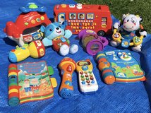 VTech toy bundle in Lakenheath, UK