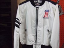 HARLEY SIZE SMALL WHITE LIGHT WEIGHT JACKET in Camp Lejeune, North Carolina