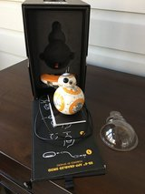 Disney Star Wars BB-8 App Enabled Droid (Gently Used, still in box) in Plainfield, Illinois