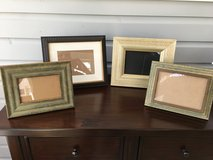 Lot of Tradition Picture Frames - Decorative, High Quality in Plainfield, Illinois