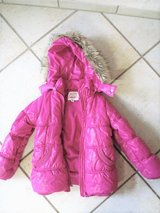 Pink Puffy Jacket size 7/8 in Stuttgart, GE