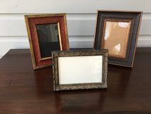 Lot of Medium-Sized Traditional Picture Frames in Plainfield, Illinois