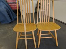 Two Pine Stools in Bolingbrook, Illinois