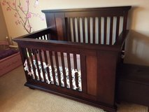 Boutique Baby Crib and Dresser Set in Vacaville, California