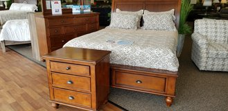 30% OFF QUEEN 7PC BEDROOM GROUP! in Cherry Point, North Carolina