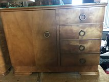 set of 2 night stands from the 1950's in Spangdahlem, Germany