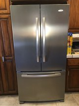 Large French Door Refrigerator in Yucca Valley, California
