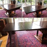 Extendable dining room table (approx 12ft) in Stuttgart, GE