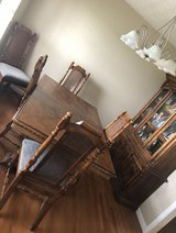 Table, 6 chairs, hutch in Fort Knox, Kentucky