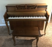 Piano in Fort Knox, Kentucky