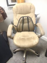 Beige Office Chair in Nellis AFB, Nevada