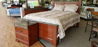 20% OFF THIS QUEEN 7PC BEDROOM GROUP in Cherry Point, North Carolina