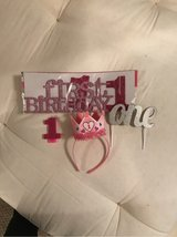first birthday accessories in Pleasant View, Tennessee