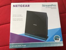 Netgear AC1200 Router New In Sealed Box in Bartlett, Illinois