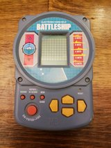 Battleship hand held game in 29 Palms, California