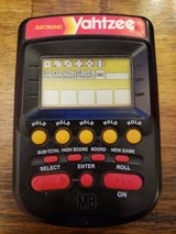 Yahtzee electronic game in 29 Palms, California