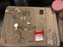 Box of jewelry in Fort Campbell, Kentucky