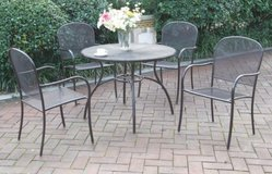 5PC PATIO DINING SET FREE DELIVERY in Camp Pendleton, California