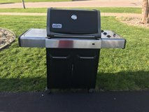 Weber Natural Gas Grill in Yorkville, Illinois