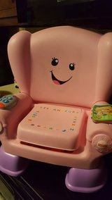Pink smart stages chair up to 36 months in Fort Campbell, Kentucky
