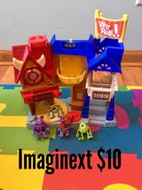 Monster University Imaginext in Beaufort, South Carolina