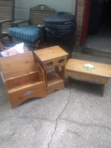 Wooden Accent Pieces - REDUCED! in Kingwood, Texas