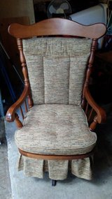 Vintage Rocking Chair - REDUCED!! in Kingwood, Texas