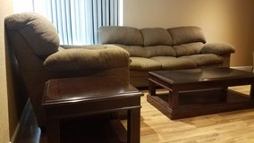 Couches and tables in Travis AFB, California