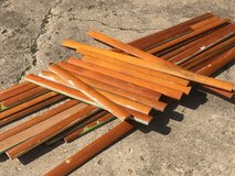 Vintage Pine Door Molding in Wheaton, Illinois