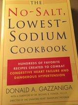 """The No-Salt, Lowest - Sodium Cookbook"" in Fort Leonard Wood, Missouri"
