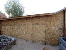 outdoor double side shed 8' x 20' in 29 Palms, California