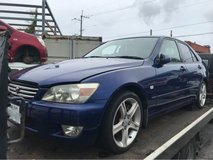 TOYOTA Altezza for parts in Okinawa, Japan