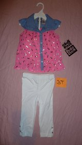 3T girl outfit - NWT in Stuttgart, GE