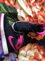 AIRJORDANS in pink.Size 38/39 Teenage in Ramstein, Germany