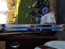 K2 Escape 174 cm skis and marker bindings. In good condition. Asking $50 obo in Bolingbrook, Illinois