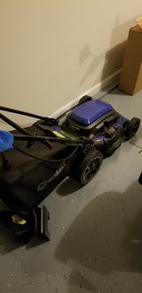 Kobalt Electric lawn mower in Fort Knox, Kentucky