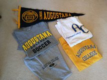 Augustana shirts & pennant in Chicago, Illinois