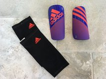 Adidas Ghost Shin Guards for Soccer - Youth Size XL in Lockport, Illinois