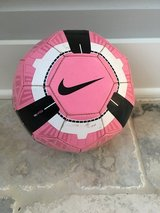 Girls Pink Nike Soccer Ball Size 4 in Plainfield, Illinois